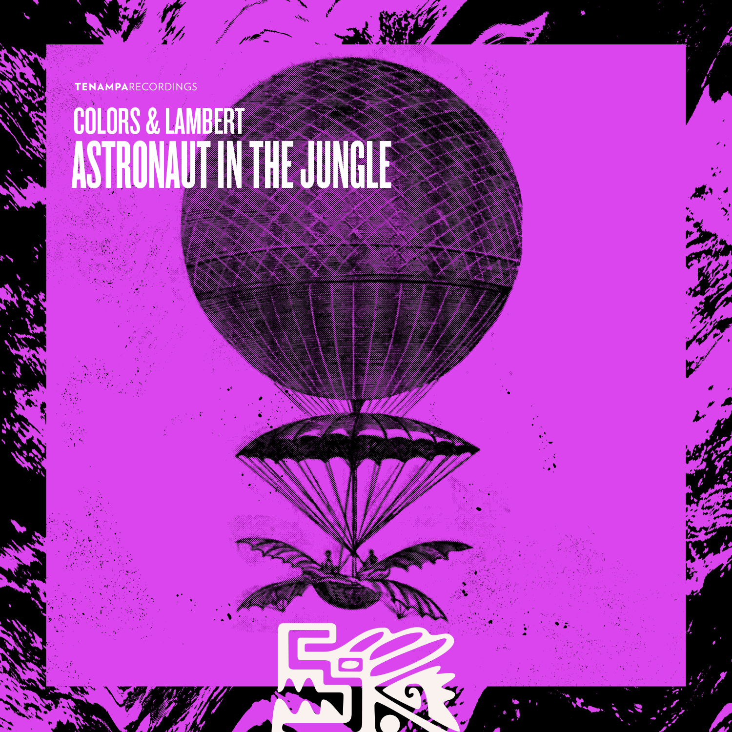 Astronaut In The Jungle