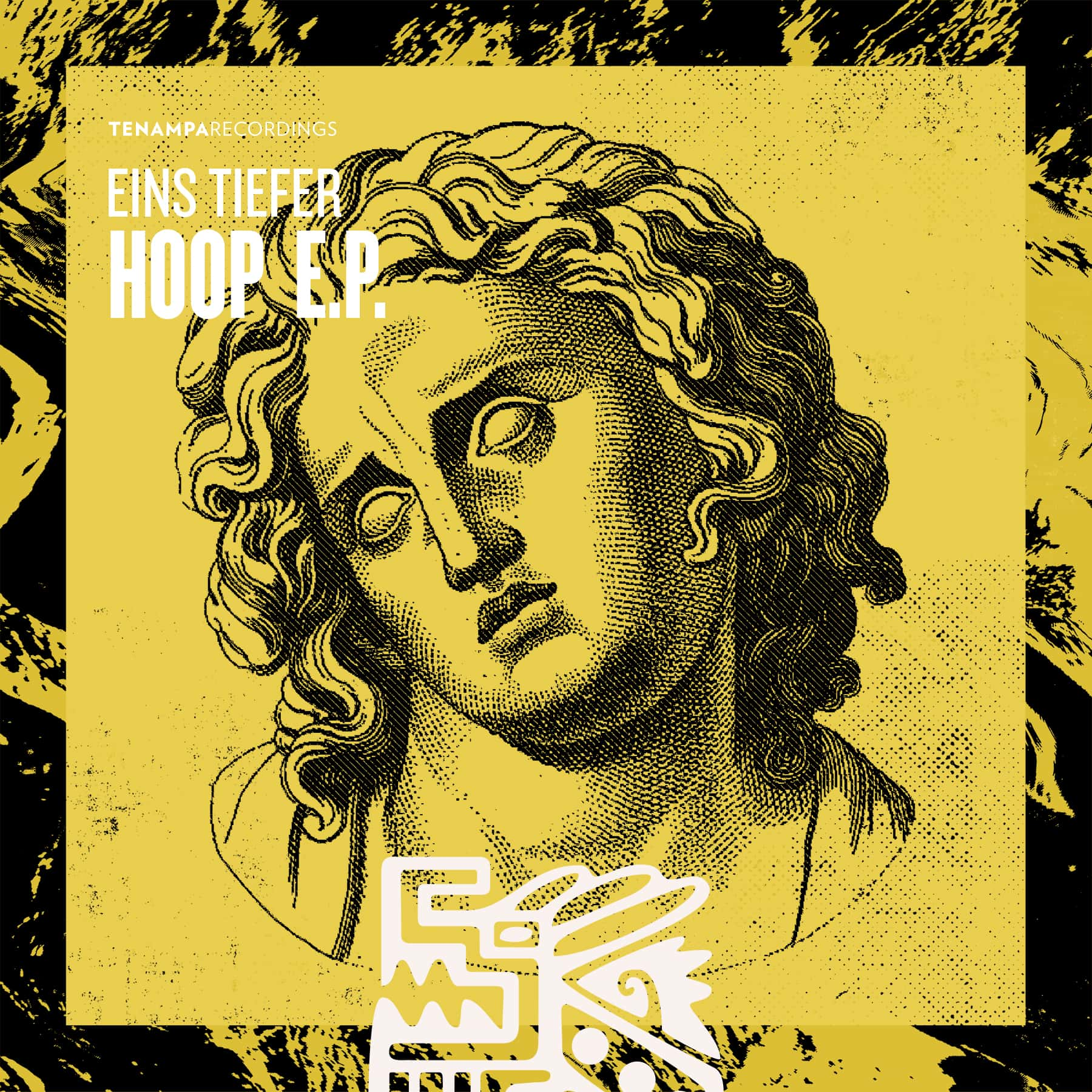 Eins Tiefer's Hoop E.P. Album Cover